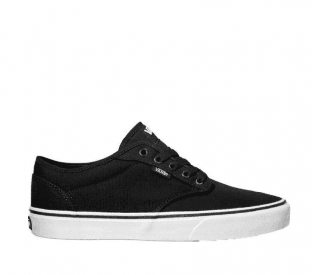 vans atwood canvas black