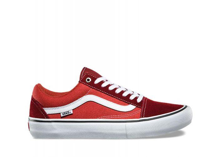 d3dc219a6917 Shop Vans OLD SKOOL PRO (2 TONE) MAD BRN