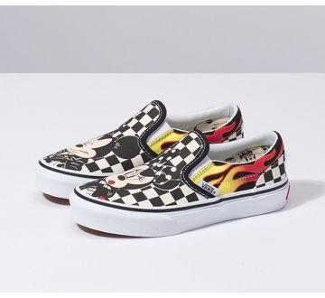 4b30832c5d Disney X Vans Kids Mickey   Minnie ...