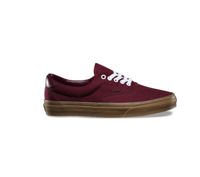 abaf44d947c4e3 Shop Vans ERA 59 (CANVAS GUM) PORT ROYAL