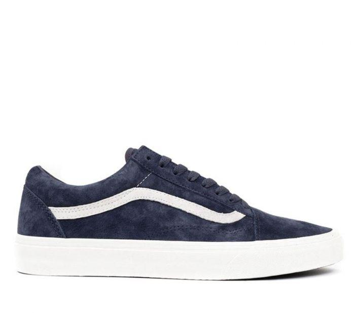 Shop Vans OLD SKOOL (PIG SUEDE) PARIS NT  8c73f93ebeb