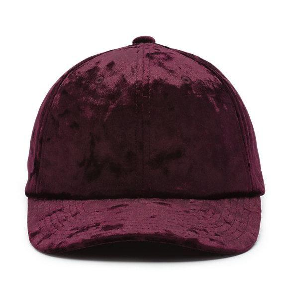 Shop Vans Apparel and Accessories GLAZIER HAT BURGUNDY  638d9b322bf