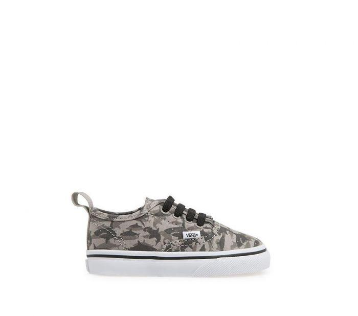 5aa60ec869 Shop Vans Toddler Authentic V Lace (Reef Sharks) Drizzle True White ...