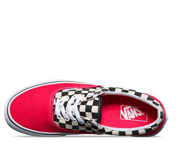 afe1a99985 Shop Vans 2-Tone Check Era