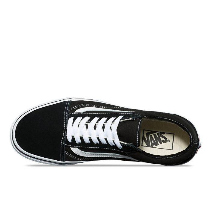 7c36e006f5 Shop Vans OLD SKOOL BLACK