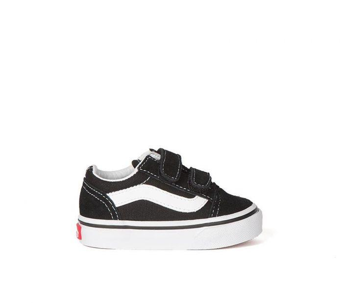 206b17882c0f25 Shop Vans Kids Toddler Old Skool Black