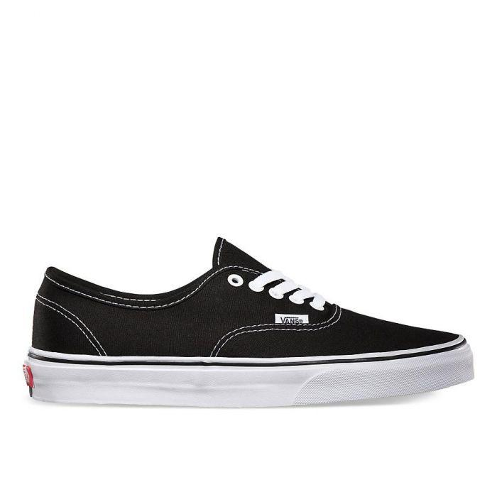 16bdcf9e89 Shop Vans Authentic Black White