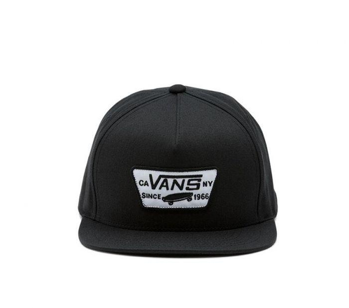 Shop Vans Apparel and Accessories Full Patch Snapback Hat  ddf1347d541