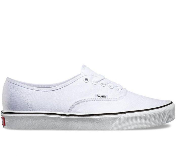 4bff29da2f Shop Vans Canvas Authentic Lite