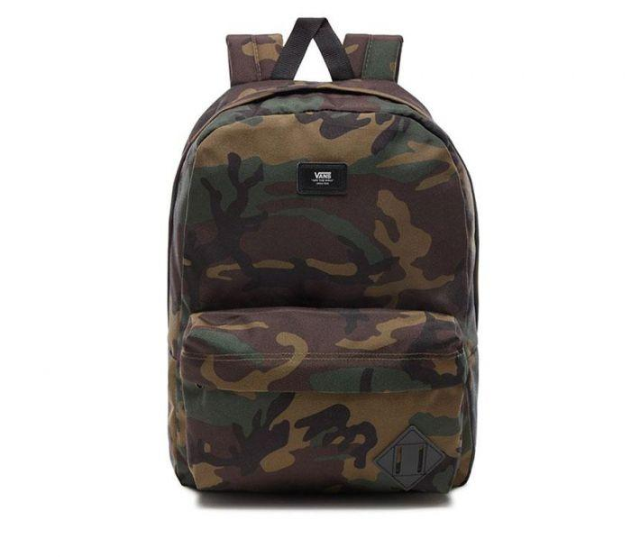 3c0ac7277f8 Shop Vans Apparel and Accessories OLD SKOOL II BACKPACK CAMO-BLK | Vans  Australia