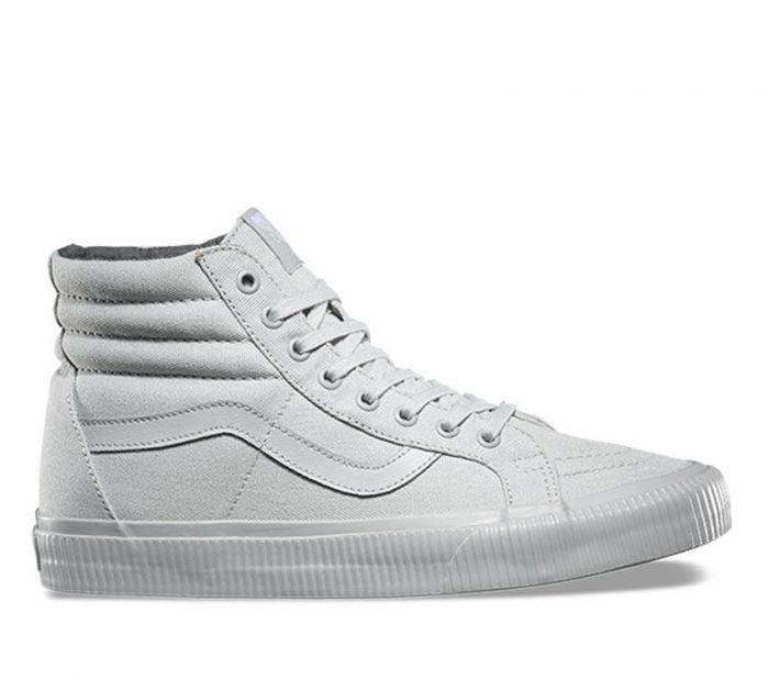 1479ed3a9c Shop Vans SK8-Hi Reissue Mono Surplus
