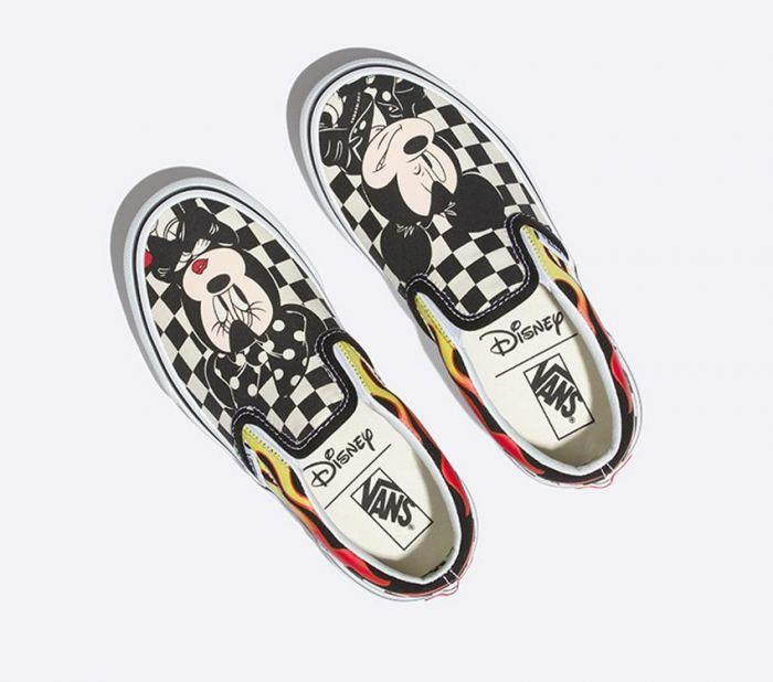 ebd56d6509 Shop Vans CSO (DISNEY) MICKEY   MINNIE