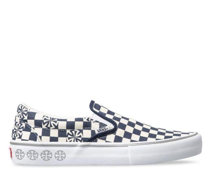 Shop Vans MN SLIP ON PRO INDEPENDENT MAR | Vans Australia