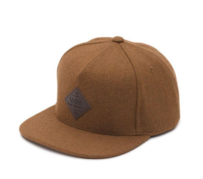 Shop Vans Apparel and Accessories GROVE SNAPBACK TOFFEE  984718dd41d