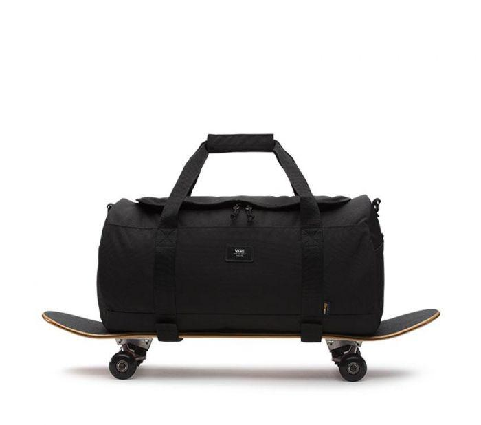 f8e009c1fa Shop Vans Apparel and Accessories GRIND SKATE DUFFEL BLACK