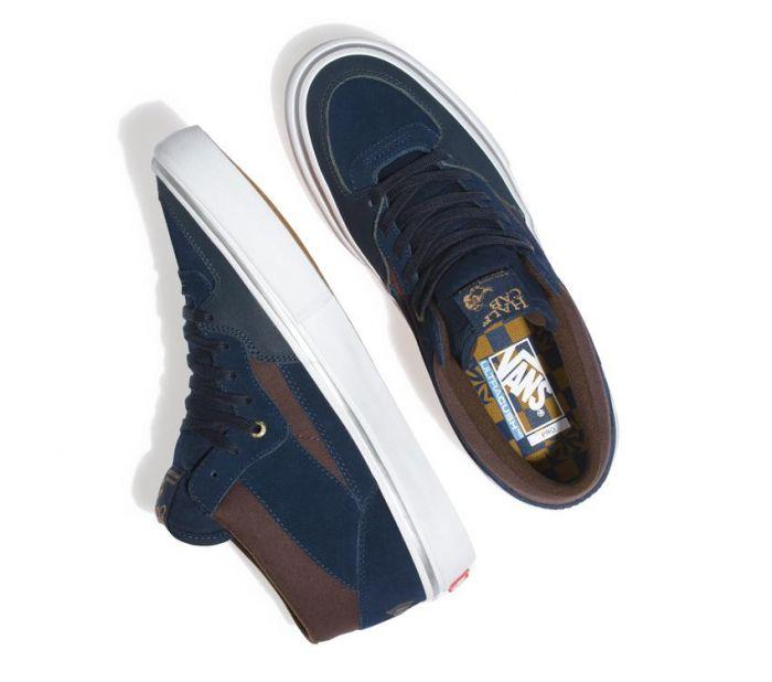 780c5d9364079b Shop Vans MN HALF CAB PRO INDEPEND D BLU