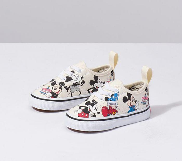 132a204f27 Shop Vans AUTH ELAST DISNEY MICKEYS BDAY