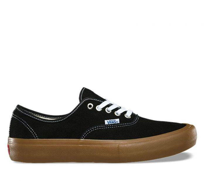 03421fd5a77c Shop Vans AUTHENTIC (LIGHT GUM) BLACK
