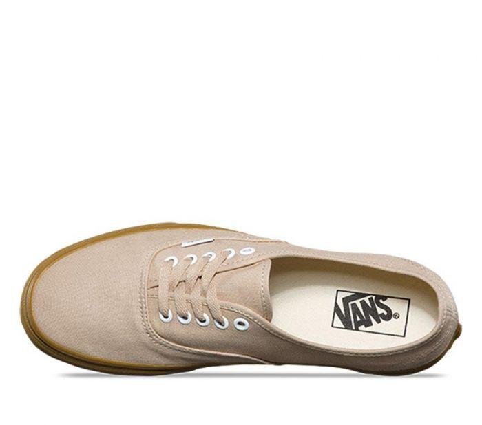6445f805e41c Shop Vans AUTHENTIC SESAME GUM