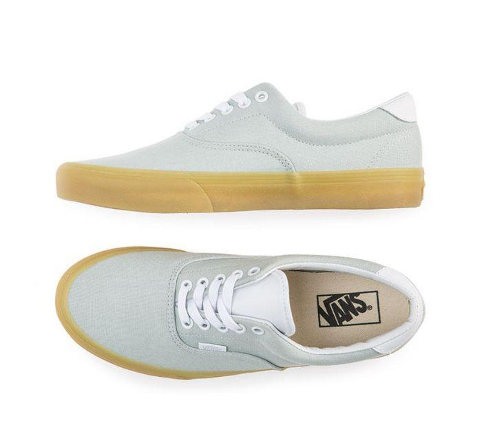 d7d661b03c058a Shop Vans ERA 59 DOUBLE LIGHT GUM METAL
