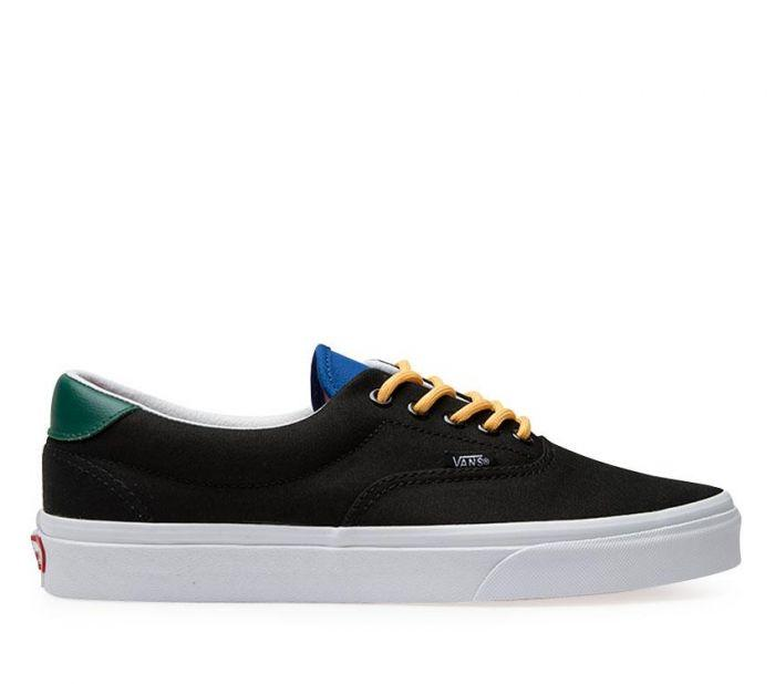 Shop Vans ERA 59 (VANS YACHT CLUB) BLK M  a963190fb