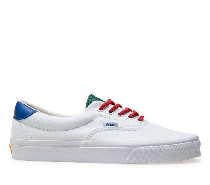 Shop Vans ERA 59 (VANS YACHT CLUB) T WHT  318178ee7
