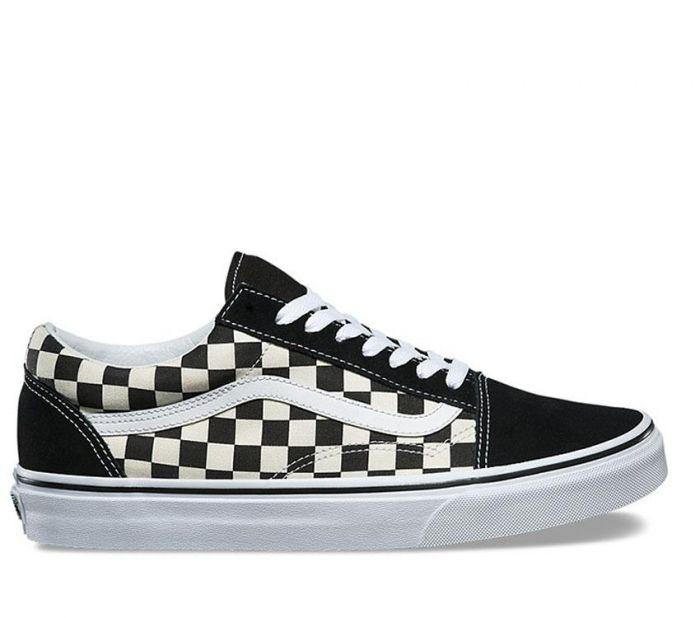 7ed3c5cb1fc05e Shop Vans OLD SKOOL (PRIMARY CHECK)