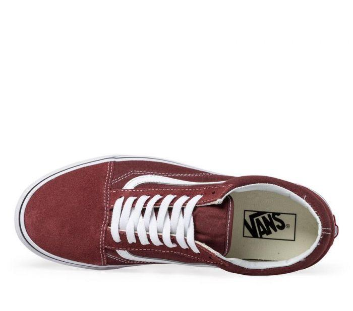 894483387524 Shop Vans OLD SKOOL APPLE BUTTER WHT