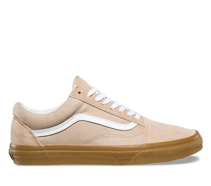75bdbf081b5c Shop Vans OLD SKOOL SESAME GUM