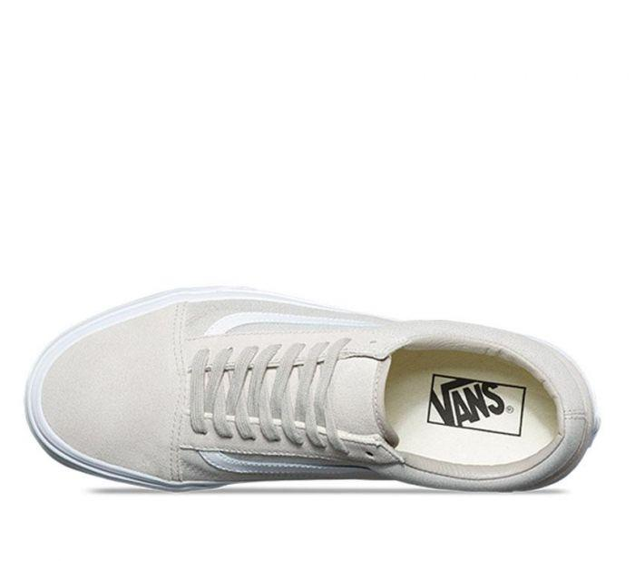 Shop Vans OLD SKOOL SILVER LINING TR WHT  9ce601715