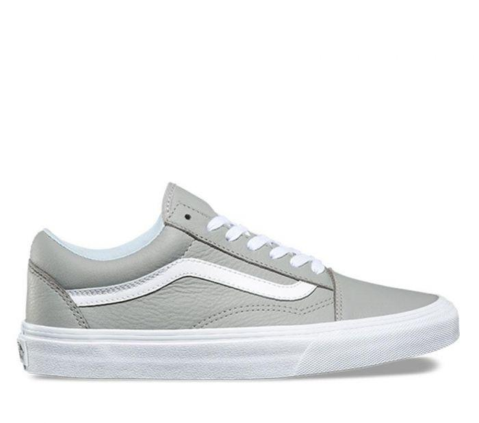 32bfc71a4391 Shop Vans OLD SKOOL (LTH) OXFORD DRIZZ