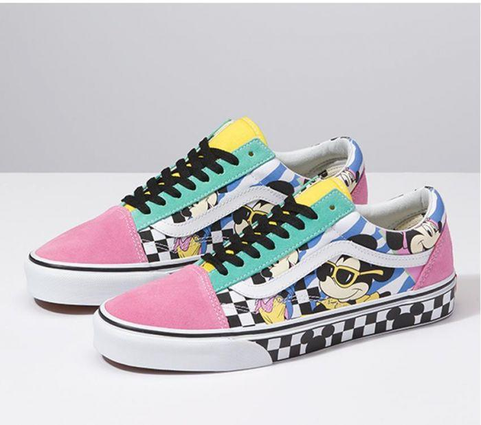 8e76f506e3386f Shop Vans OLD SKOOL (DISNEY) 80'S MICKEY | Vans Australia