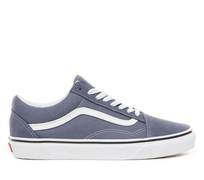 fb17f8302d1 Shop Vans UA OLD SKOOL GRISAILLE WHT