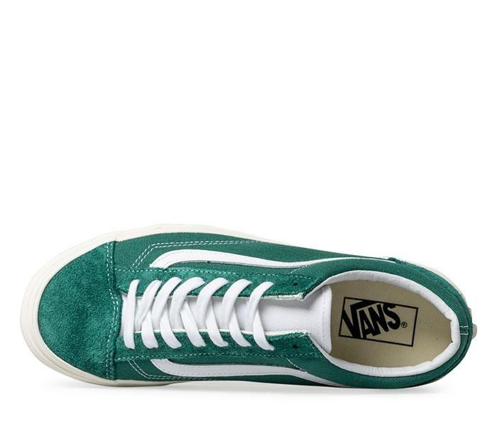 26676034b6 Shop Vans STYLE 36 RETRO SPORT CAD GREEN