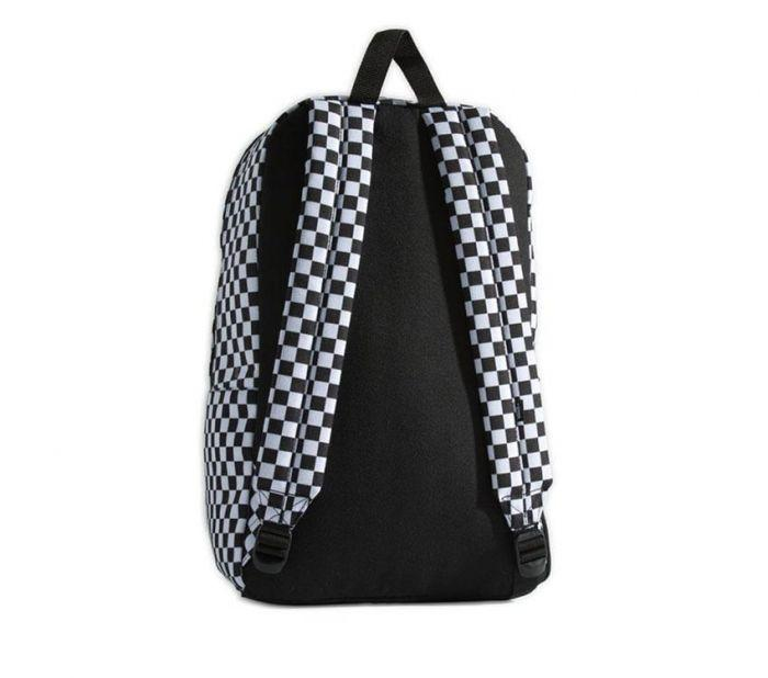 85692f3533 Shop Vans Apparel and Accessories Snag Checkerboard Backpack