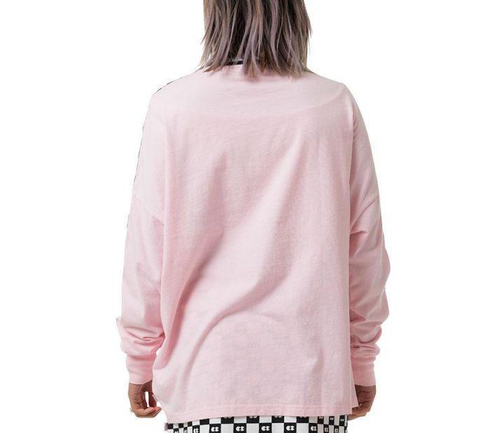 220adf0d7c76 Home  Vans x Lazy Oaf Long-Sleeve Checkerboard Tee. Skip to the end of the  images gallery. Skip to the beginning of the images gallery
