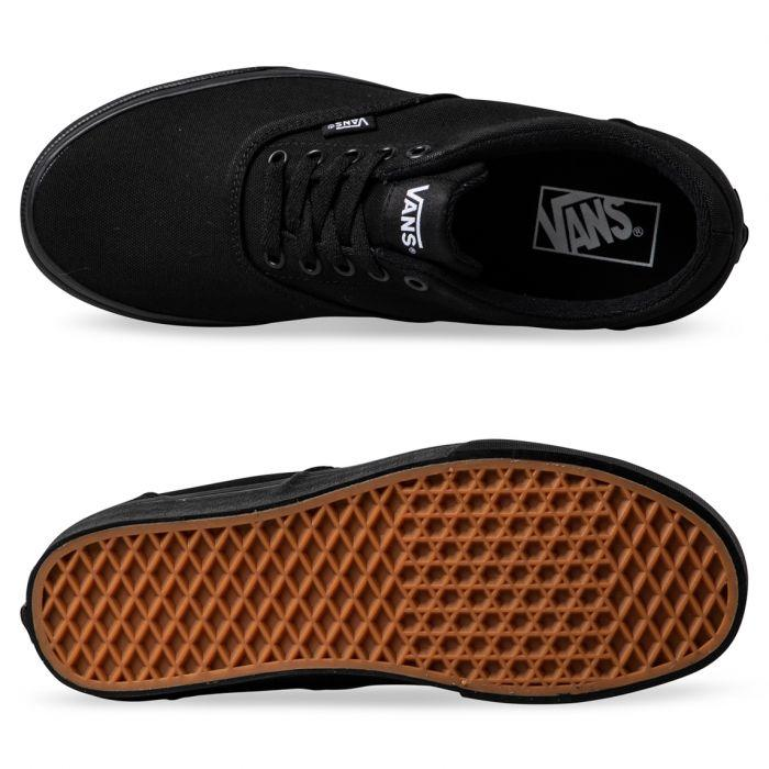 d3a3214b197f73 Shop Vans DOHENY (CANVAS) BLACK BLACK