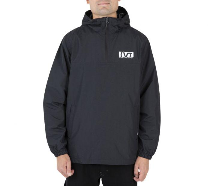 cea5bc16f5 Triple Circle Black Anorak