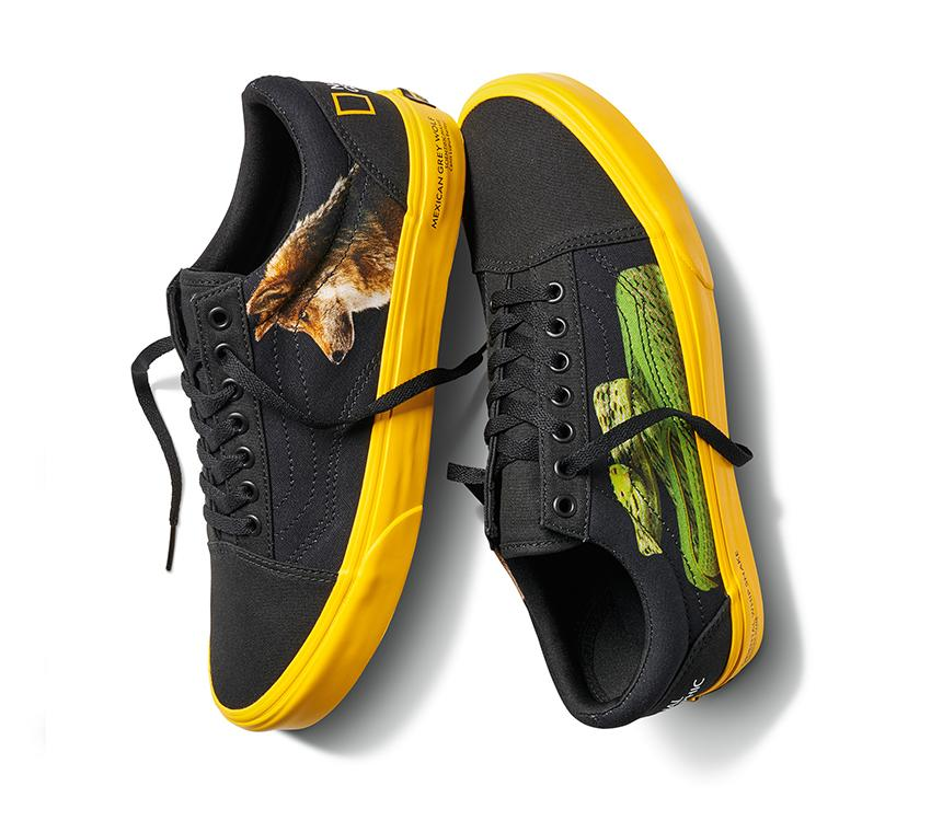 Shop Vans National Geographic Online