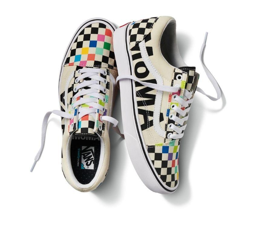 Shop Vans and MoMA Online