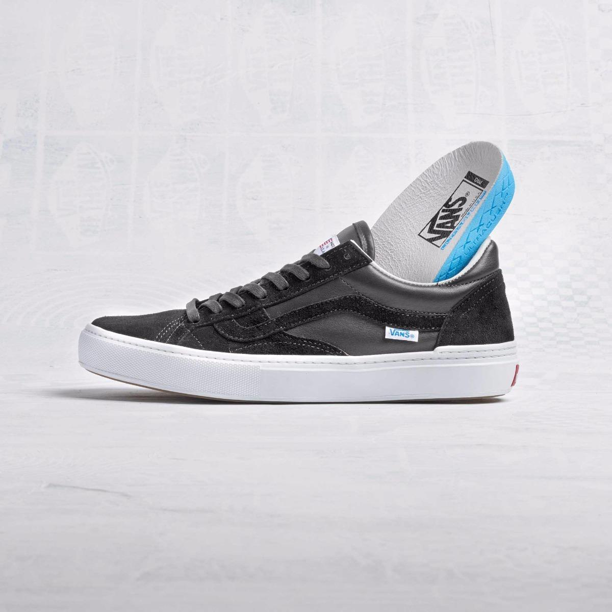6d9e430f87 Vans Pro Skate ArcAd denotes an individually-numbered