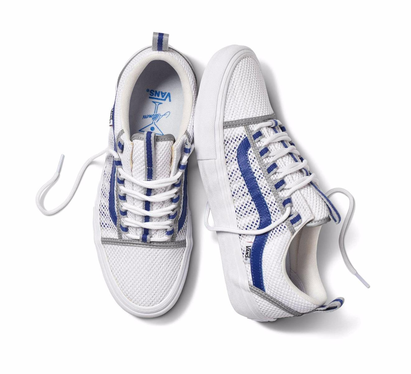 57503bc89d399b Vans and Alltimers Bring Space-Age Vision to the Old Skool Sport Pro ...