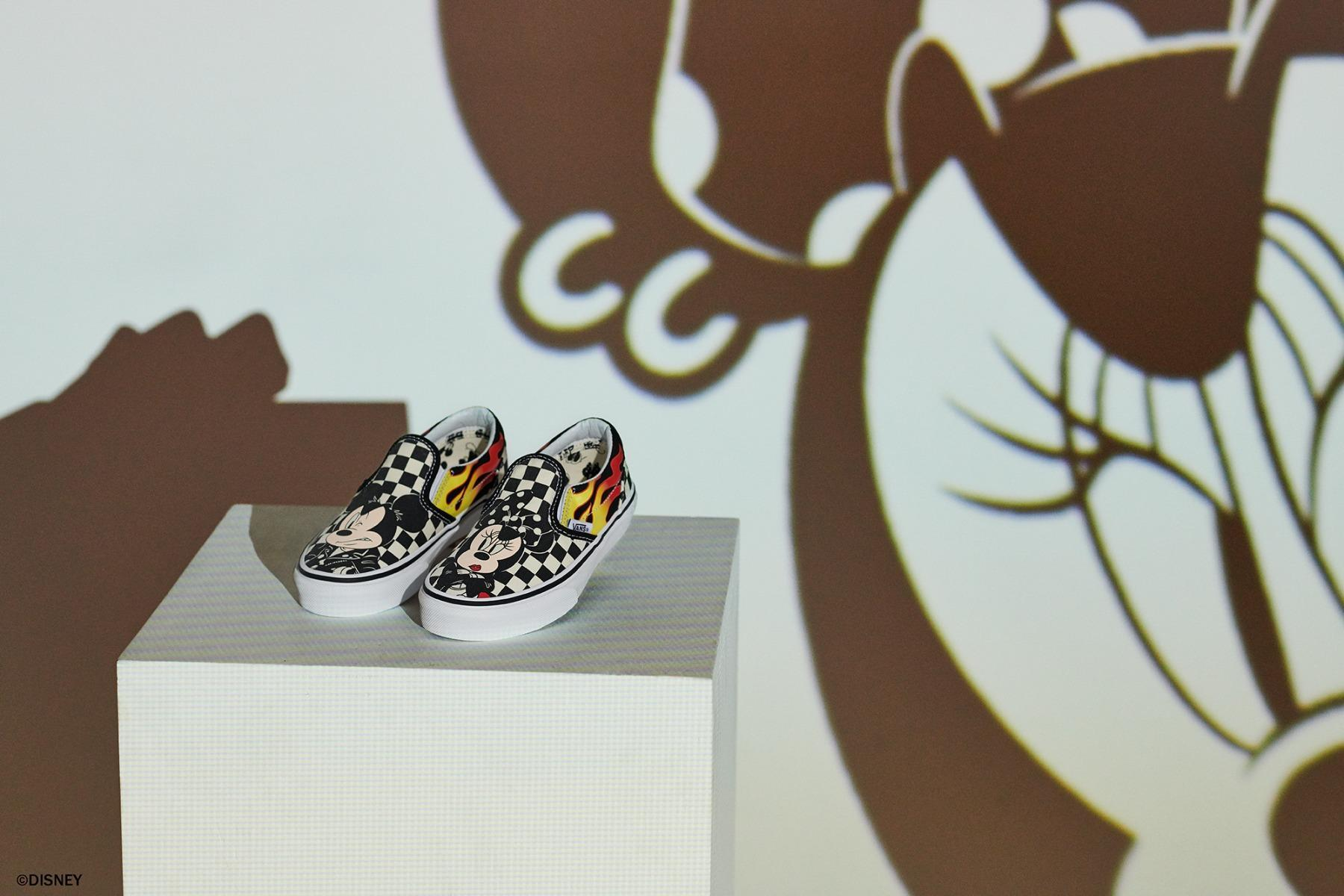 5aa77ab4b472 Vans comes together with Disney to deliver a collection celebrating the  true original