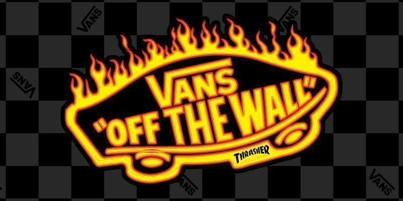 Vans Commemorates Thrasher Magazine's Iconic Flame Motif | Vans