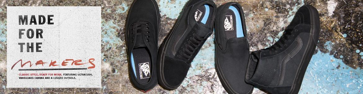 9584b5e9b8323e Vans  Made for the Makers collection is a meticulously designed classic  engineered for tough jobs
